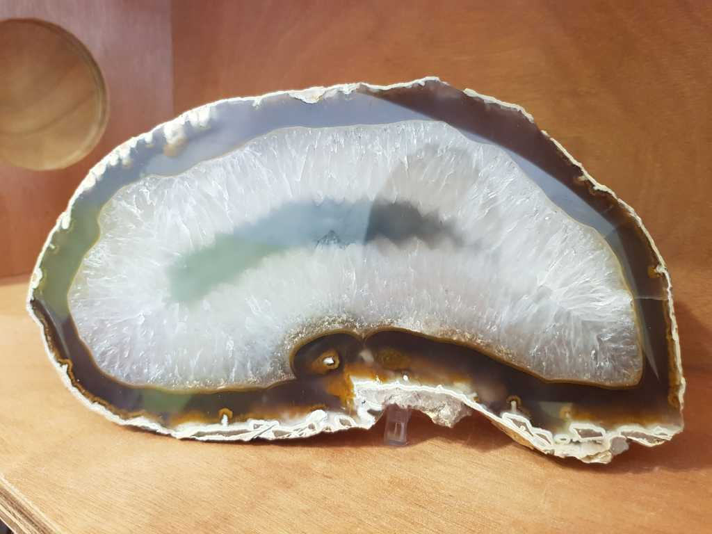 Slices Large Agate