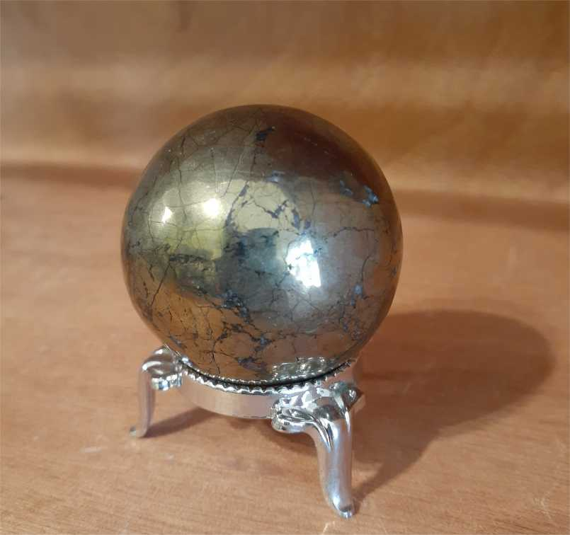 Spheres Pyrite