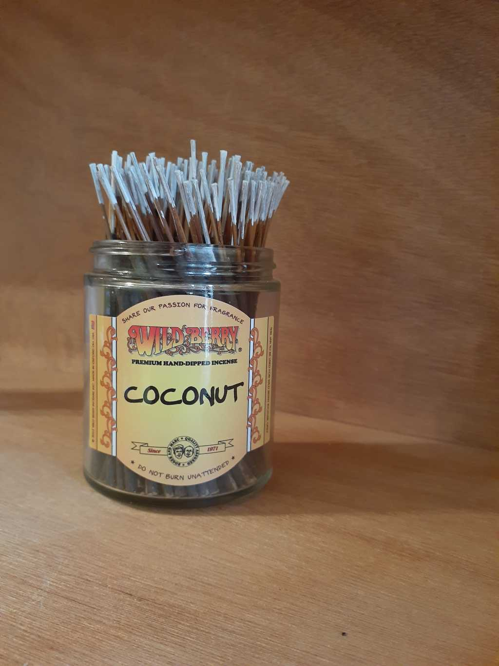 Incense Wild Berry Coconut