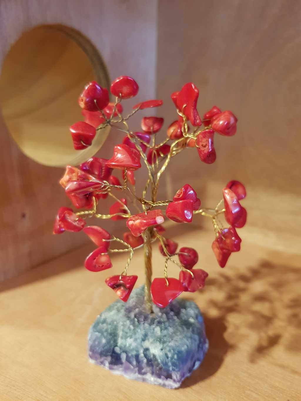 Gem Tree Red Coral