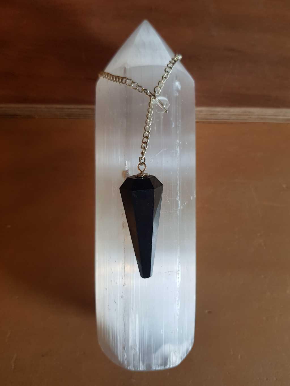 Pendulum Shungite