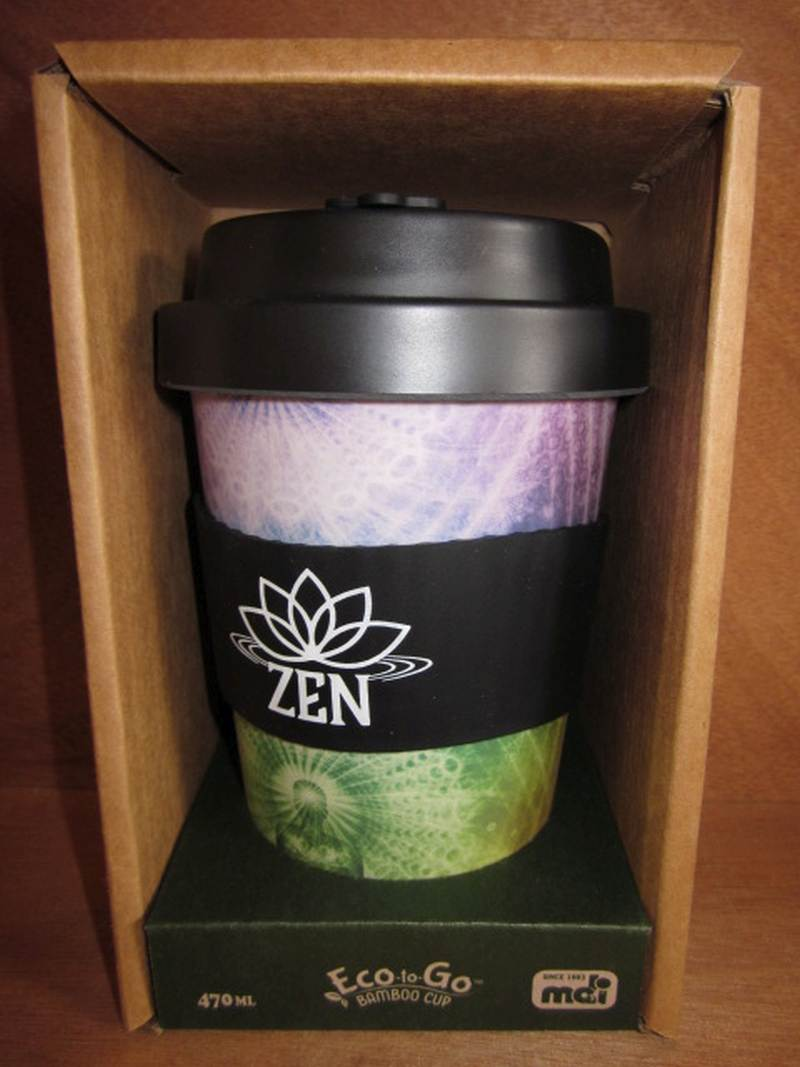 ECO-TO-GO BAMBOO CUP ZEN 470ML