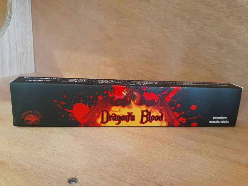 GREEN TREE DRAGON'S BLOOD 15GM