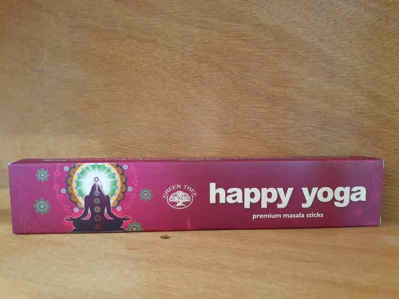GREEN TREE HAPPY YOGA 15GM