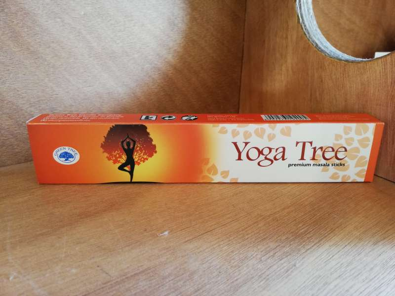 GREEN TREE YOGA TREE 15GM