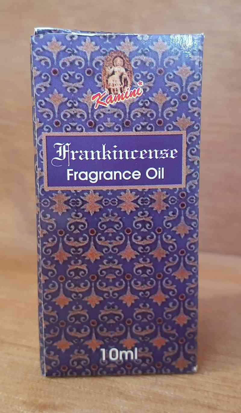 FRAGRANCE OIL FRANKINCENSE 10ML