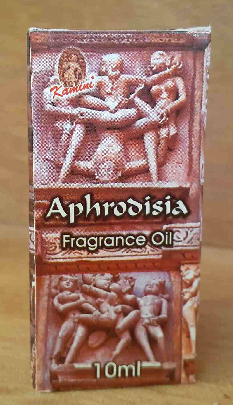 FRAGRANCE OIL APHRODISIA 10ML