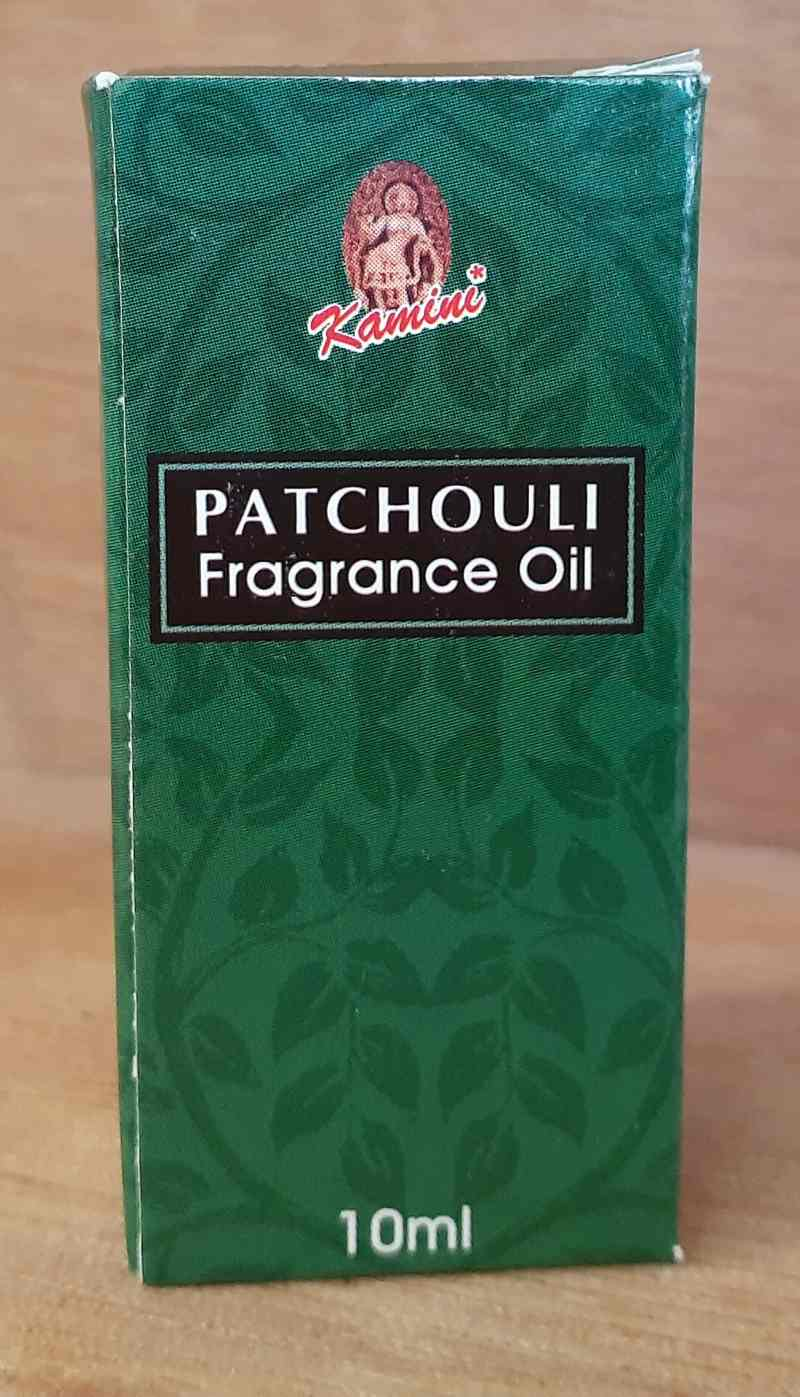 FRAGRANCE OIL PATCHOULI 10ML
