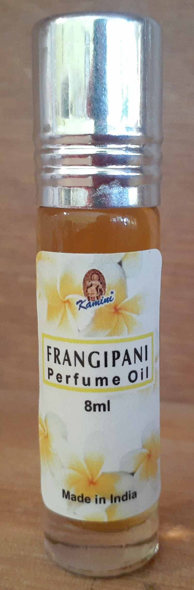KARNINI PERFUME OIL FRANGIPANI 8ML