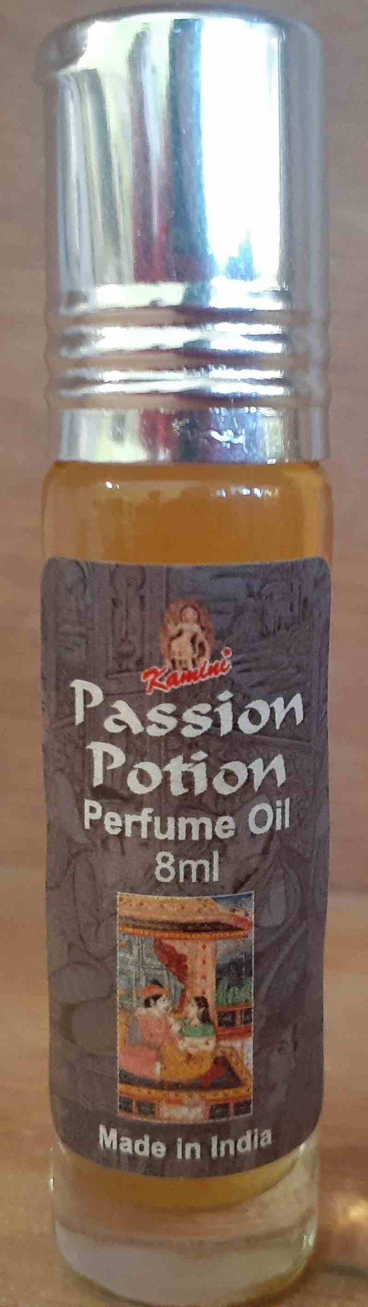 KARNINI PERFUME OIL PASSION POTION 8ML
