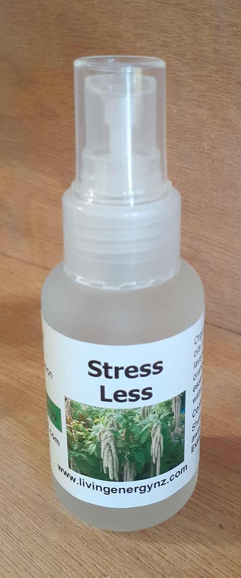 AROMATHERAPY SPRAY BLEND STRESS LESS