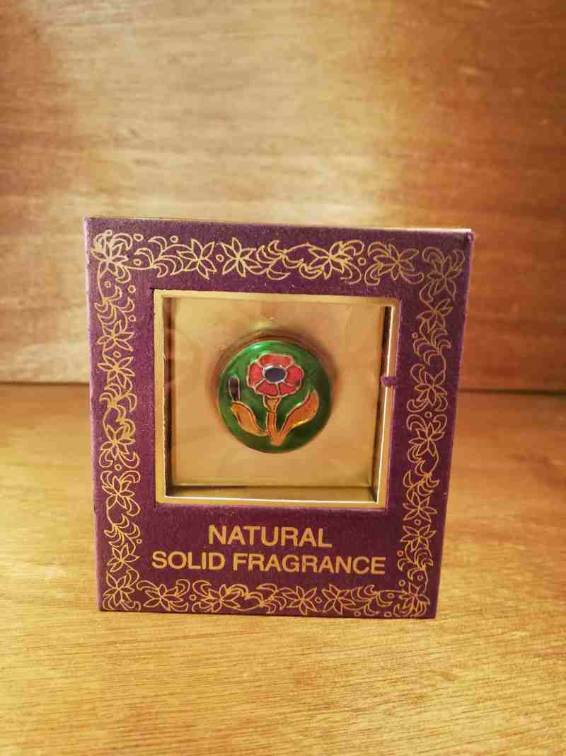 NATURAL SOLID FRAGRANCE APHRODESIA 4GM