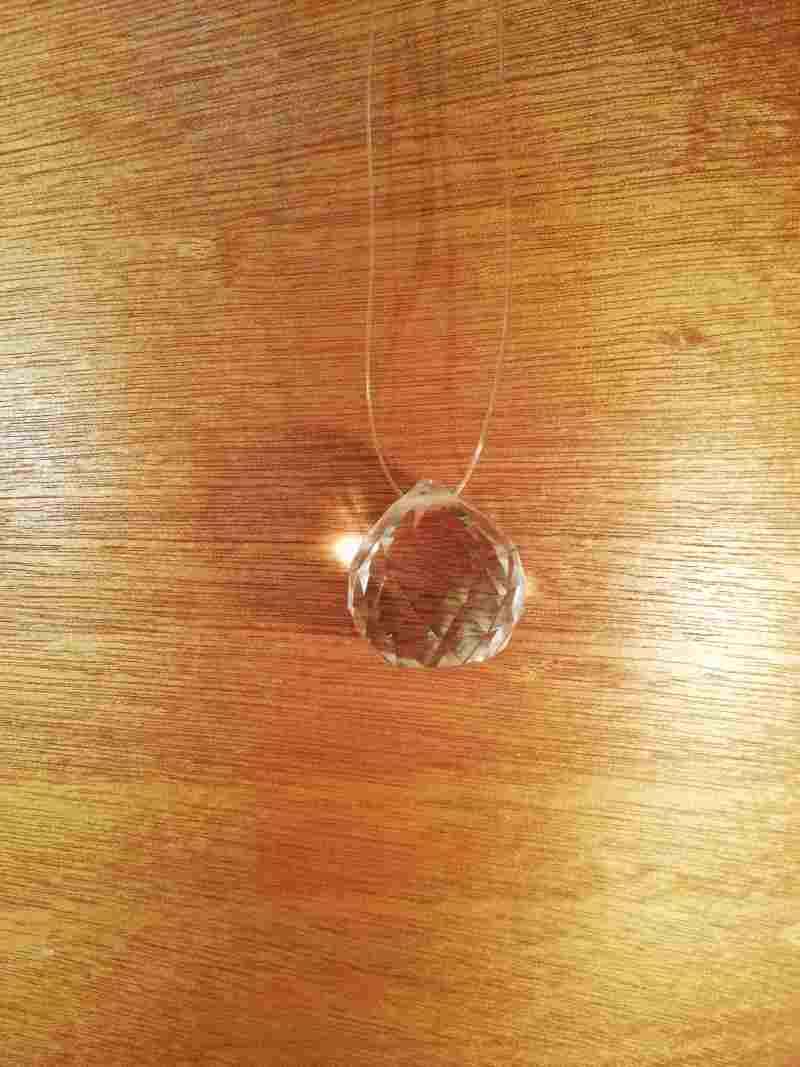 SUN CATCHER SMALL BALL 35MM