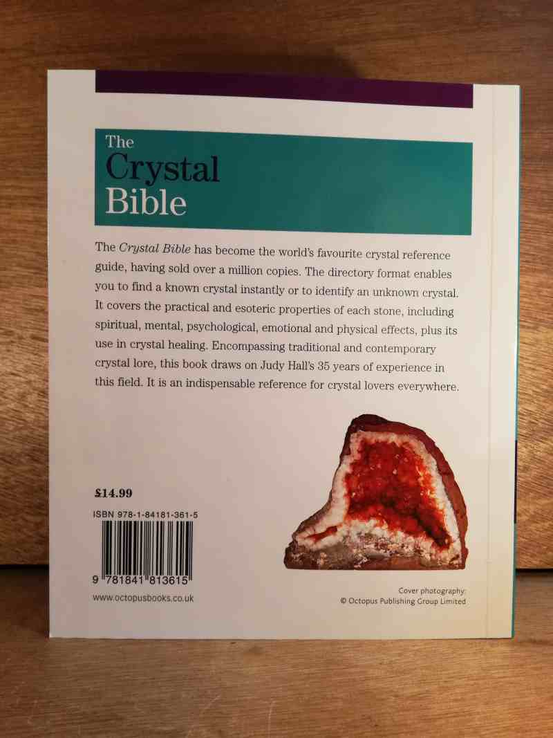 THE CRYSTAL BIBLE 1